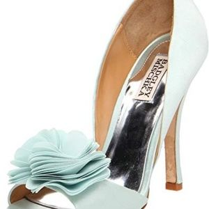 Badgley Mischka Women's Randall D'Orsay Pump Sz. 7